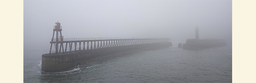 d7 me ill fog pier